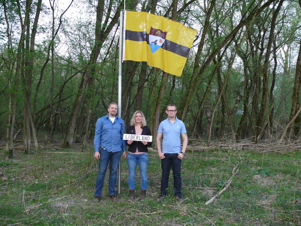 'Liberland' opens its office in Belgrade