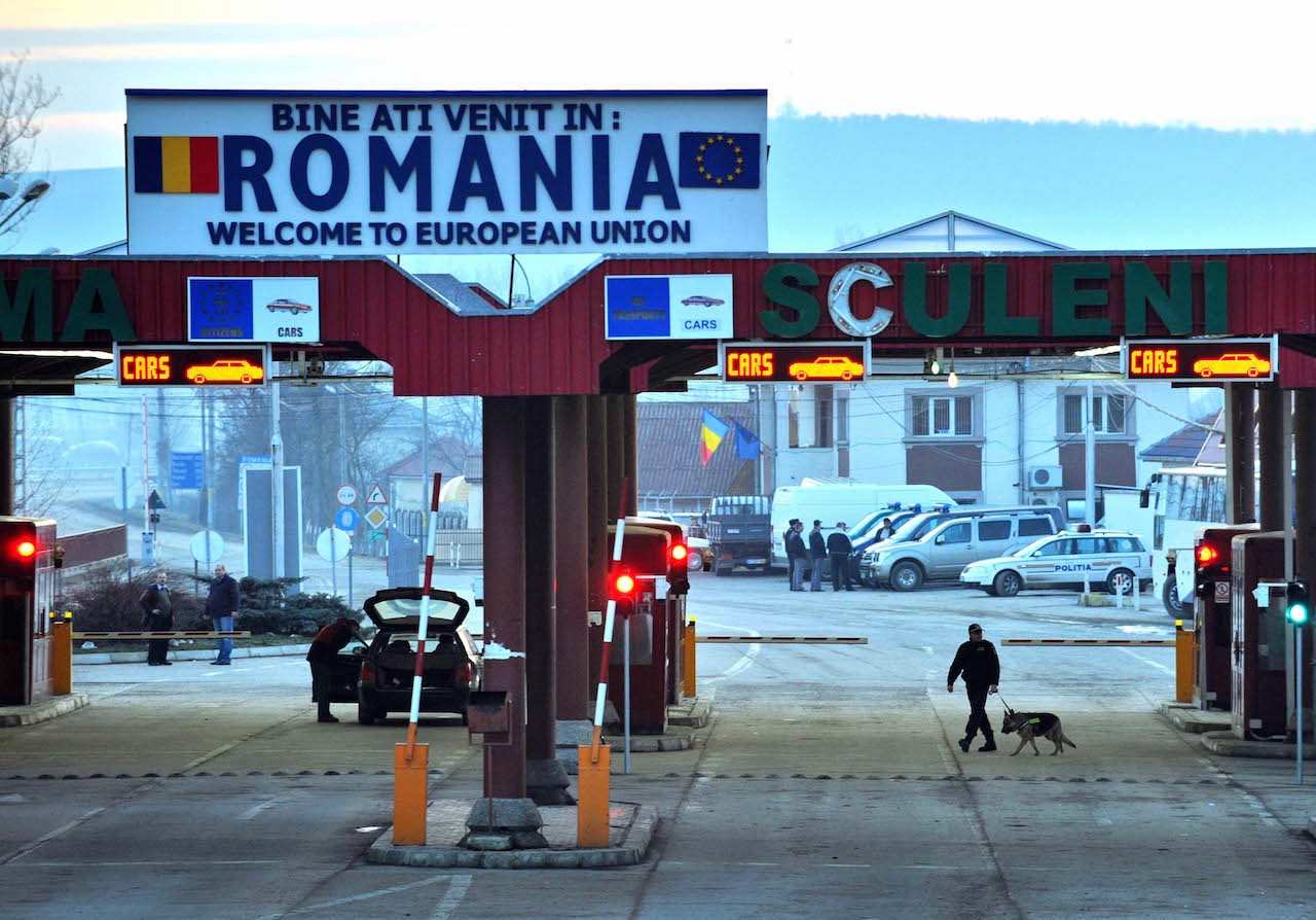 Major trafficking ring uncovered by Romanian and German police