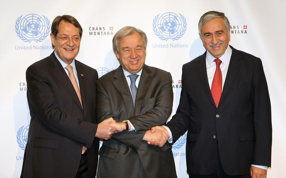 Nicosia positive over posibile appointment of new UN envoy, Christodoulides says