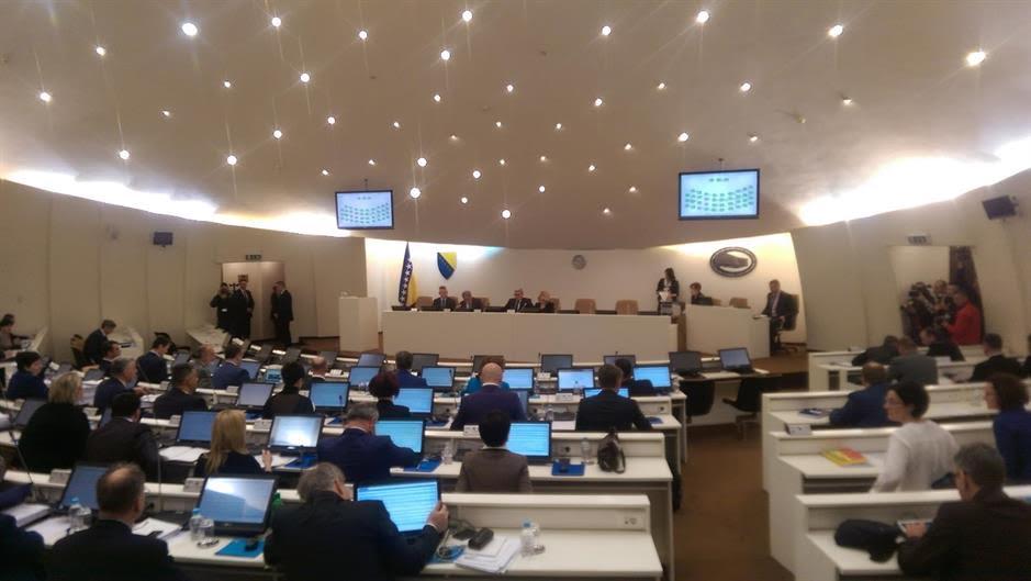 A blow tothe majority of the BiH Parliament