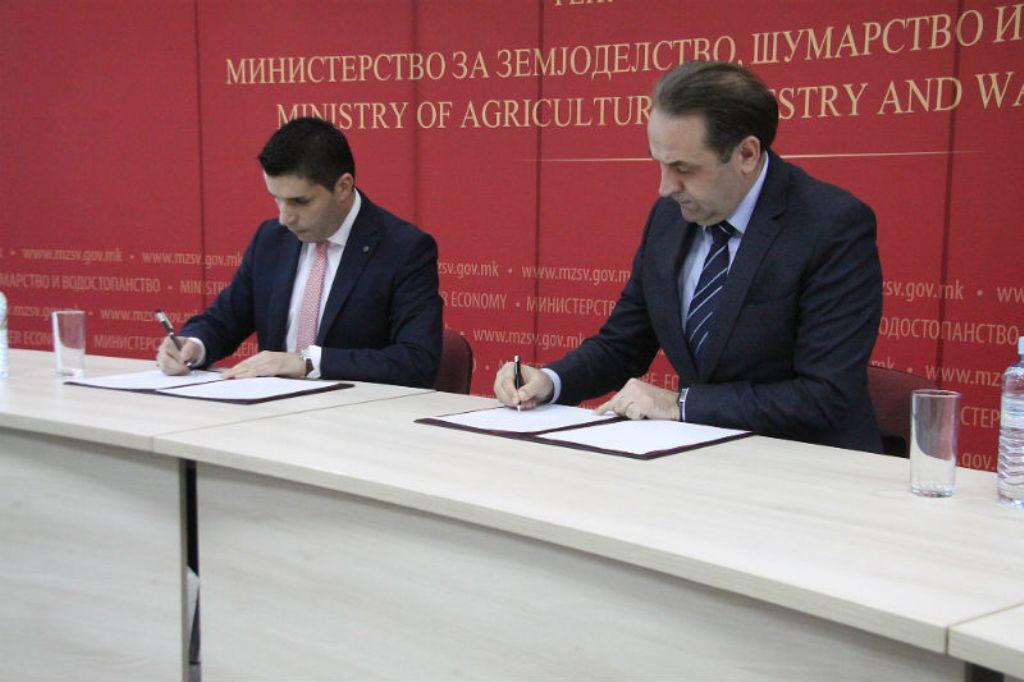 Skopje and Belgrade strike a deal on flour