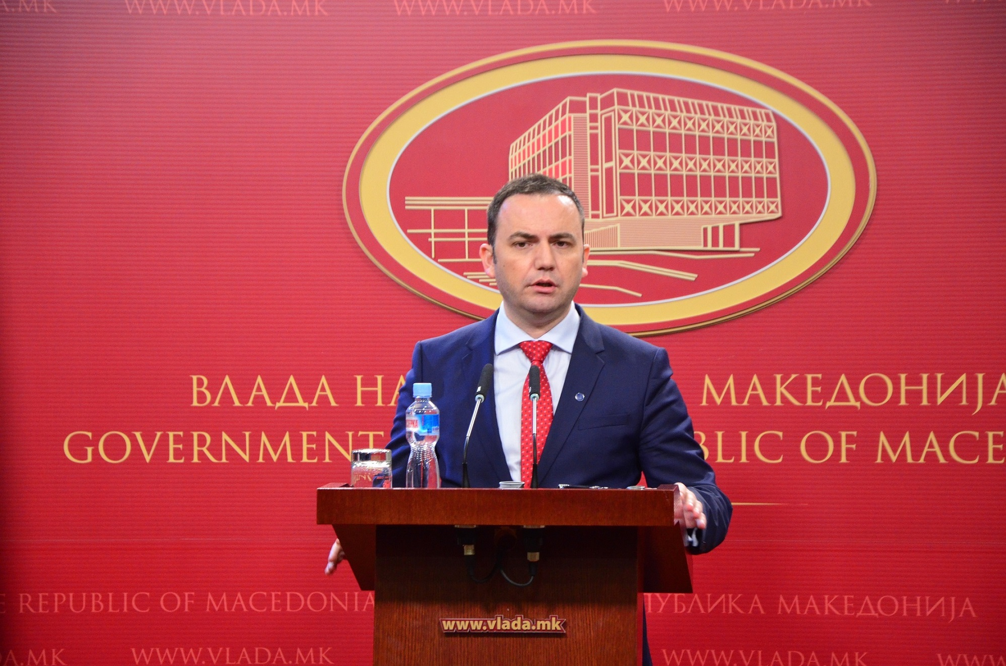 EU insists on the reform, says FYROM's deputy Prime Minister for European Affairs
