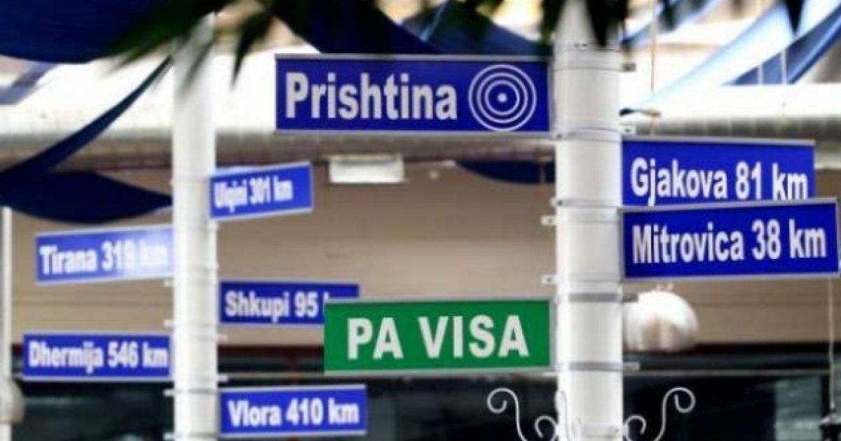 Corruption remains a key condition for the liberalization of the visa regime
