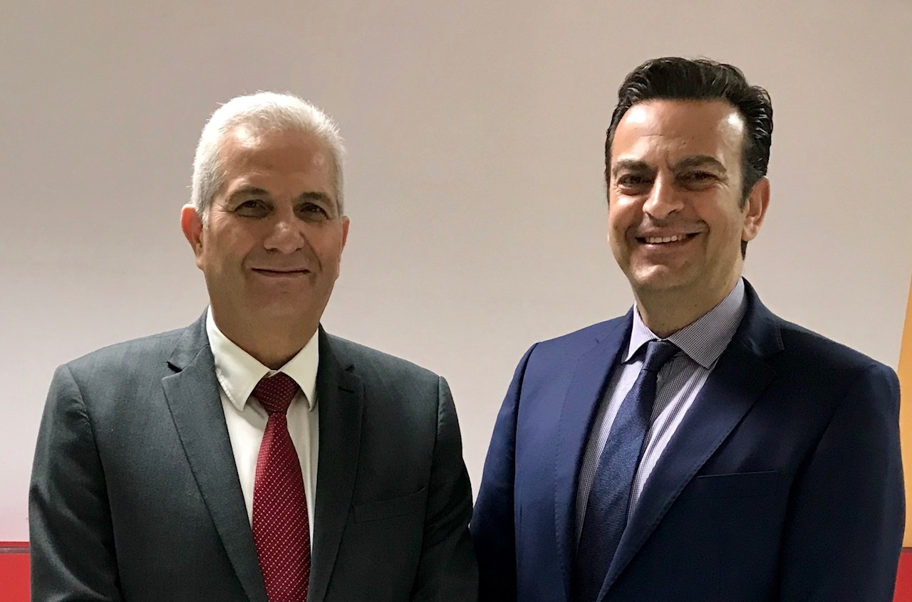 IBNA/Interview: Andros Kyprianou 'Our efforts are towards the de-escalation of the tension'