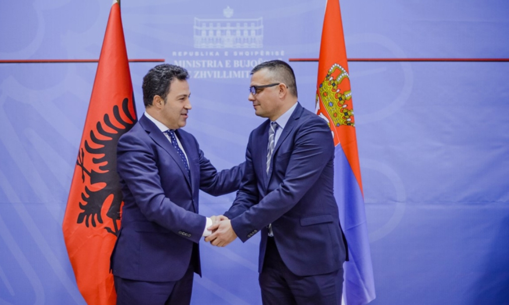 Albania and Serbia to unify certificates that accompany products