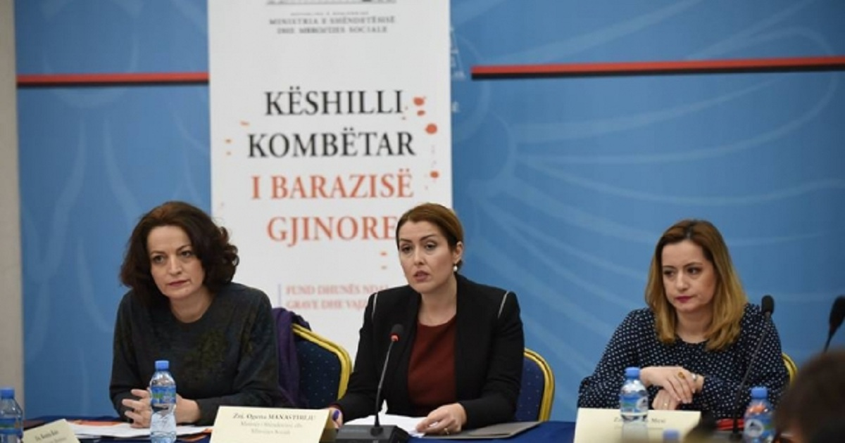 Domestic violence in Albania, 4500 denouncements a year
