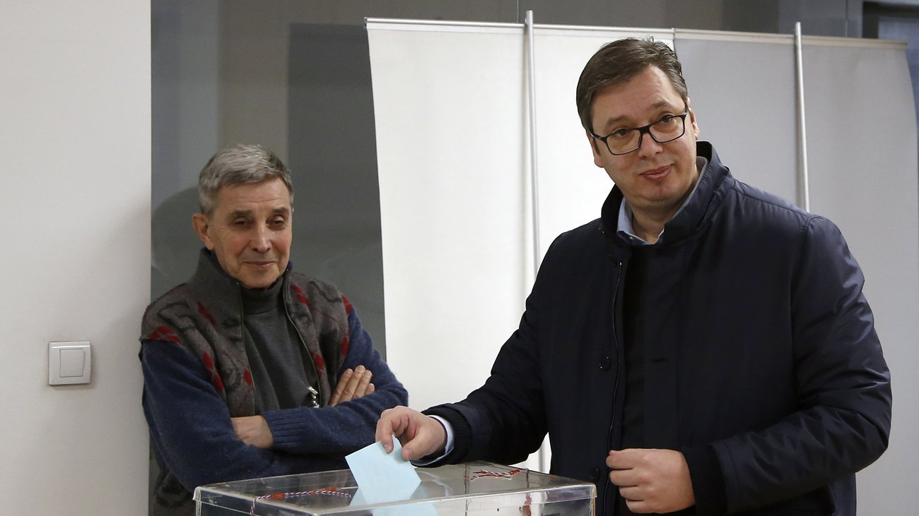 "Another electoral triumph for Vucic – The ""only way"" for the opposition is to be united"