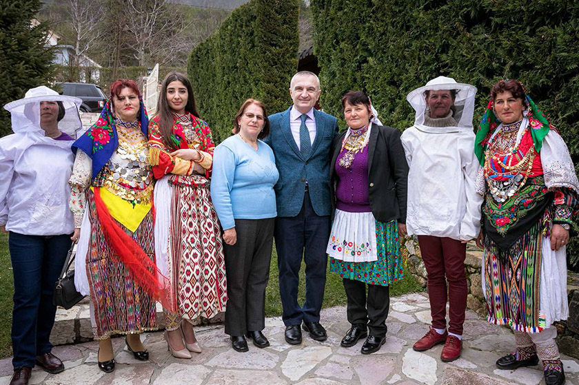 Women's week, Albanian president: Support for women in rural areas