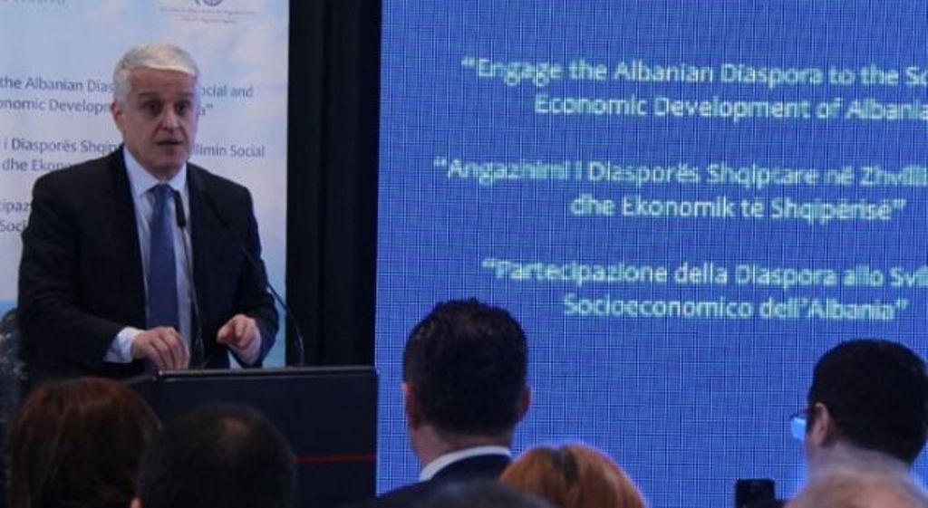 Majko: The Albanian diaspora is an unexploited potential