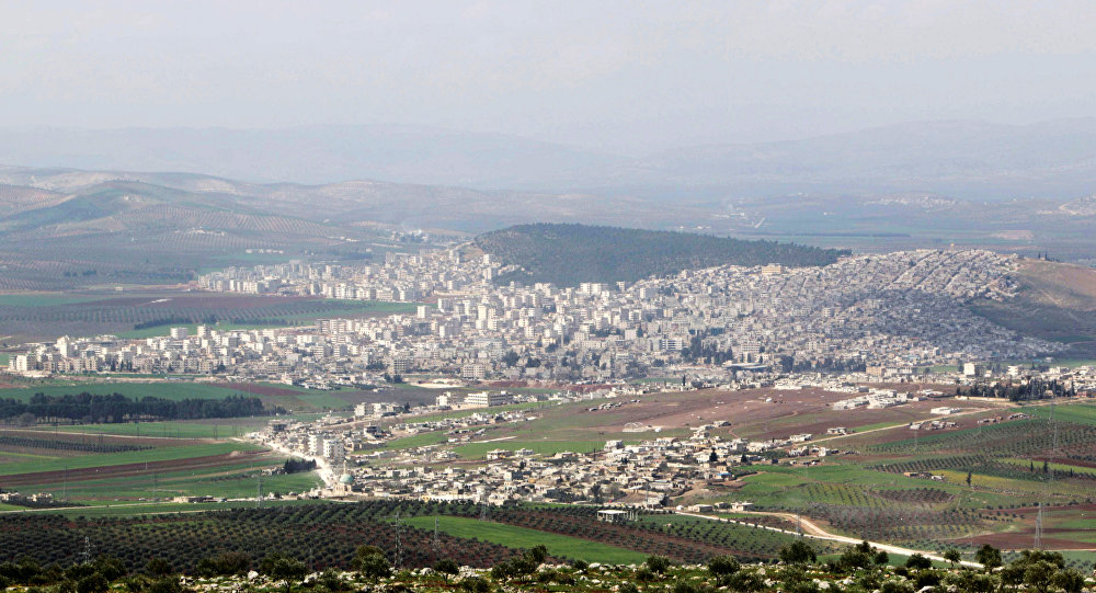 Eight Turkish soldiers die in Afrin