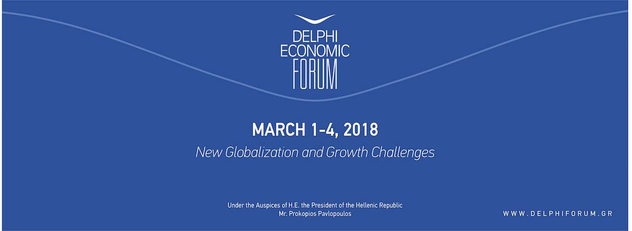 Delphi Economic Forum III – March 1-4, 2018