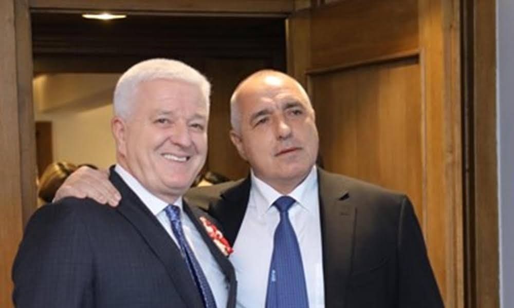 Montenegro is a good example for the region, Bulgarian PM tells Duško Marković