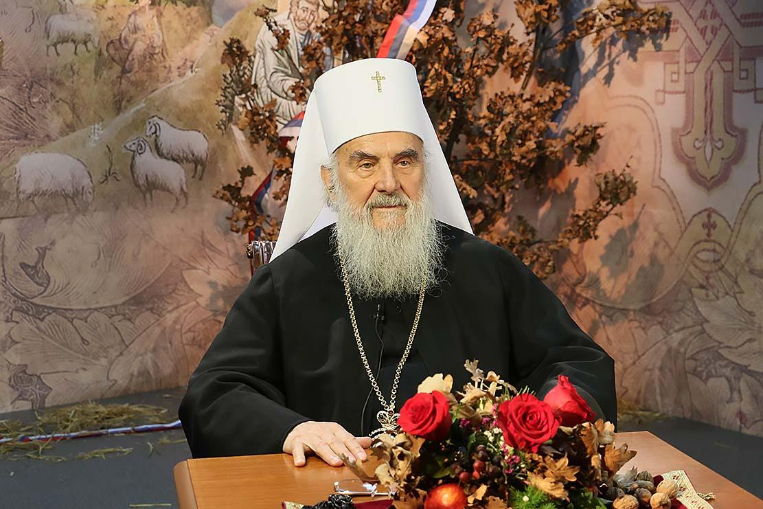 "The Serbian Patriarch criticises U.S. and European ""strongmen"""