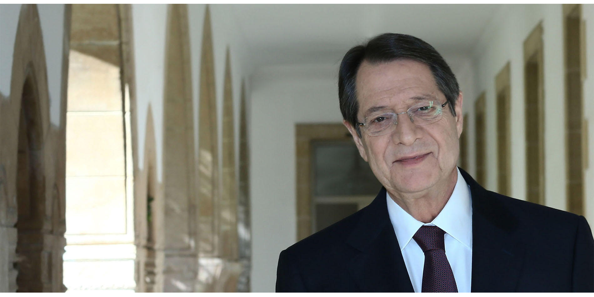 President Anastasiades on an official visit to Alexandria, Egypt