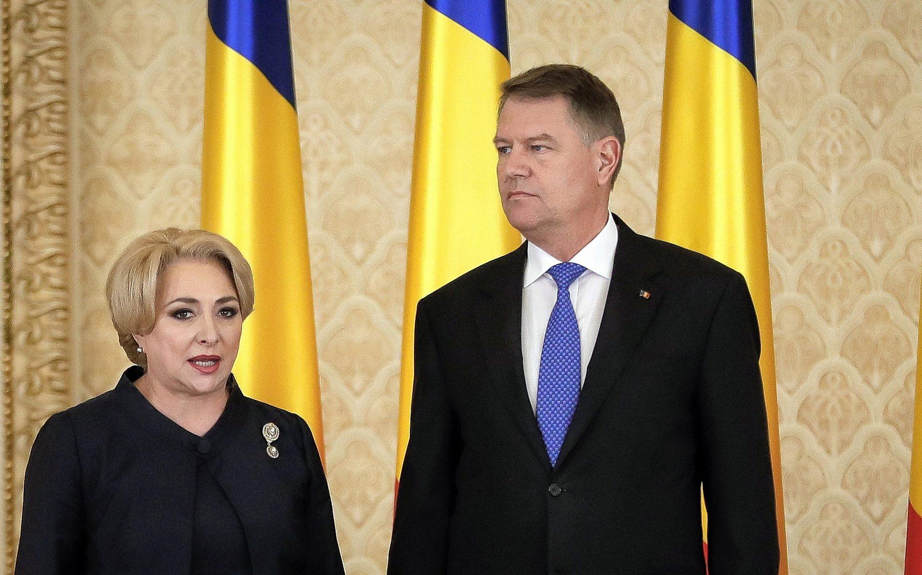 Is Romania going through a fresh political crisis?