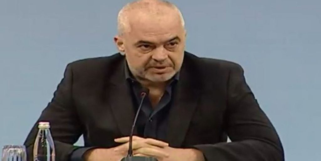 Albanian PM demands more responsibility for economic and social development