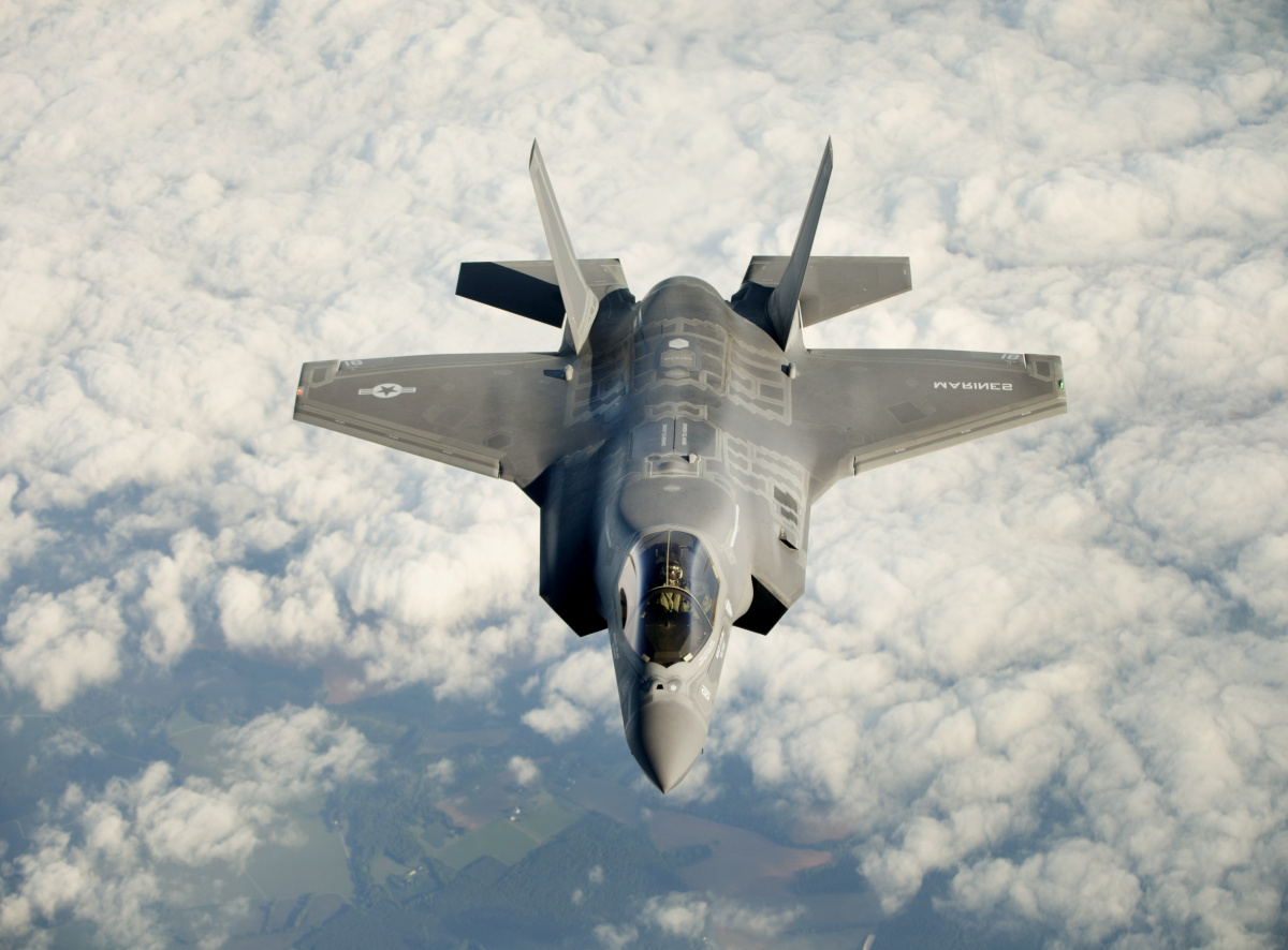 Who objects the Lockheed Martin's F-35 Joint Strike Fighter transfer to Turkey?
