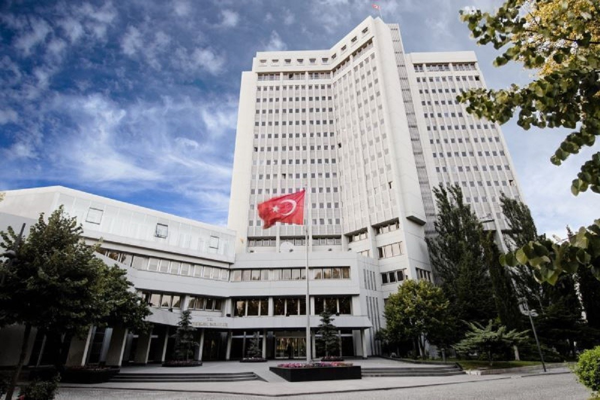The Turkish Foreign ministry responds to Juncker