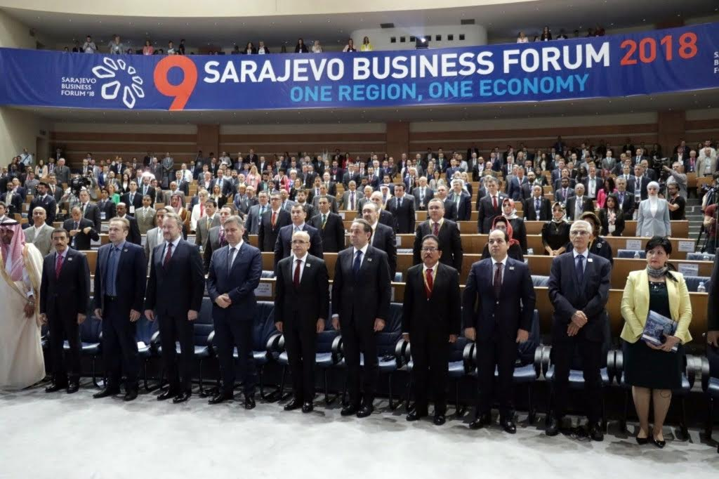 Sarajevo Business Forum gathered record number of participants