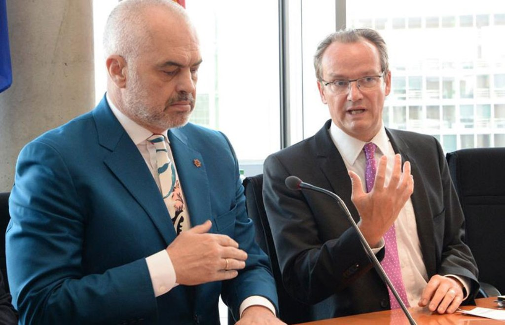 Krichbaum:  Albania is not yet ready to launch accession talks