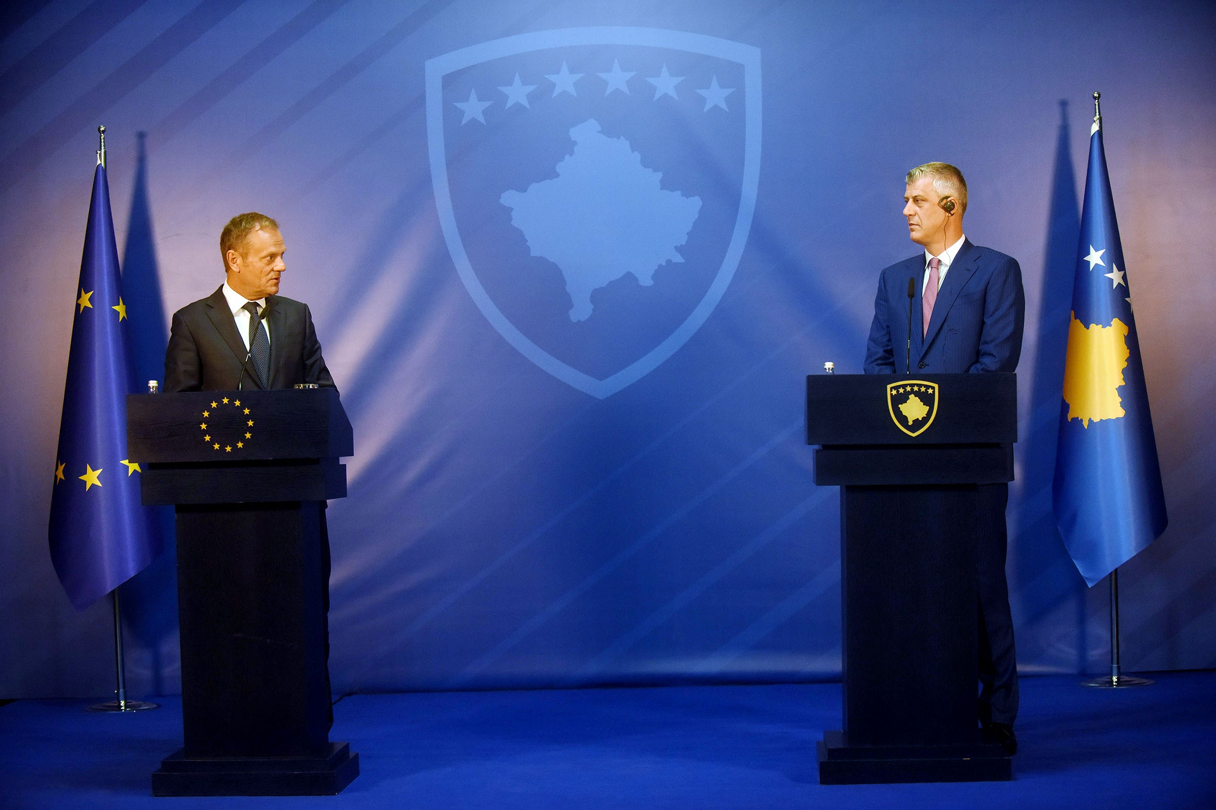 Tusk: Kosovo is close to achieving the liberalization of the visa regime