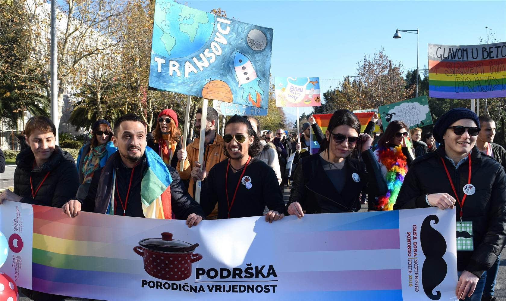 Same-sex marriage plan vs Montenegrins' ire, LGBT activists included