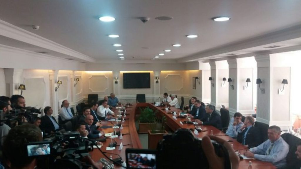 Kosovo: Political parties in search of consensus