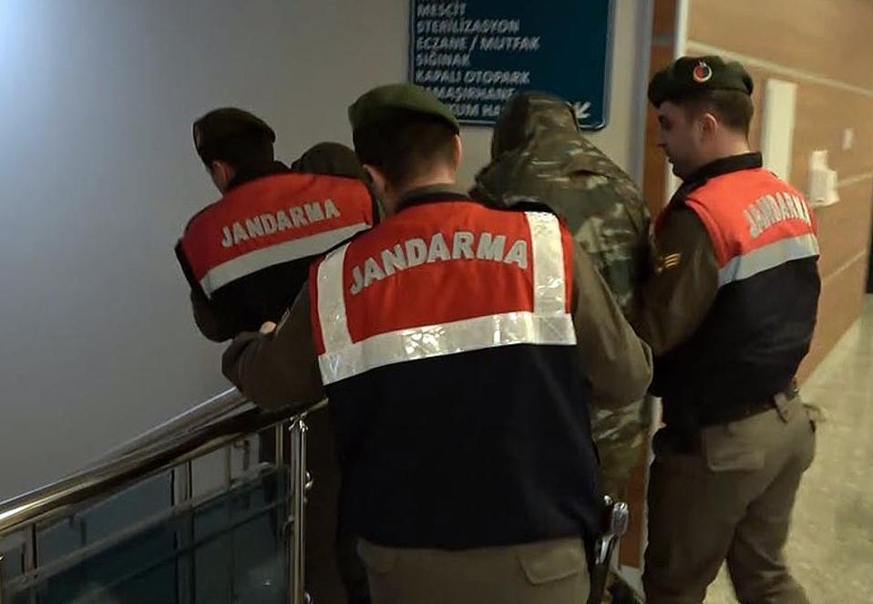 Turkish court rejects release of the 2 detained Greek soldiers