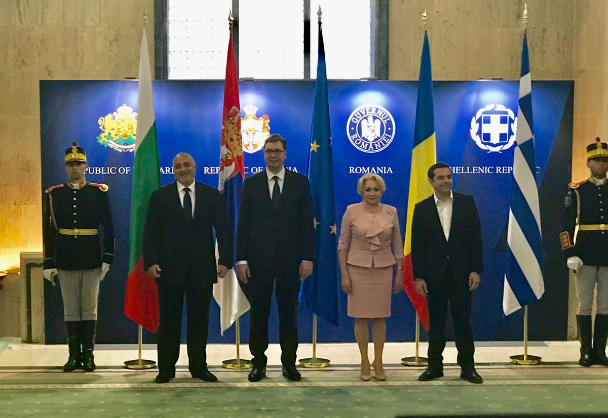 Bucharest: Closer co-operation, more initiatives