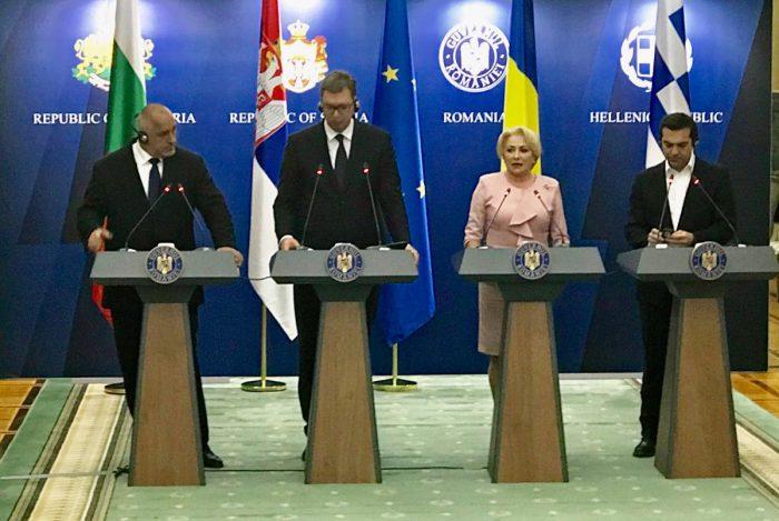 Βουκουρέστι: Στενότερη συνεργασία, περισσότερες πρωτοβουλίες