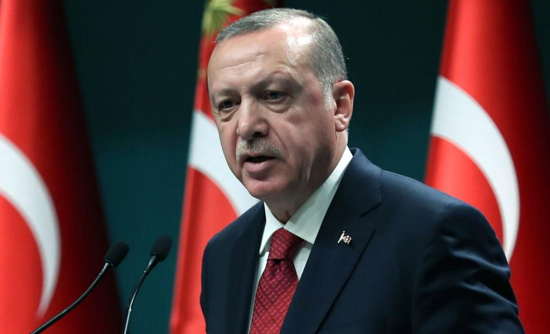 Erdogan: 'From Cyprus to the Aegean and from the Black Sea to Thrace, we will implement policies that are best for us'
