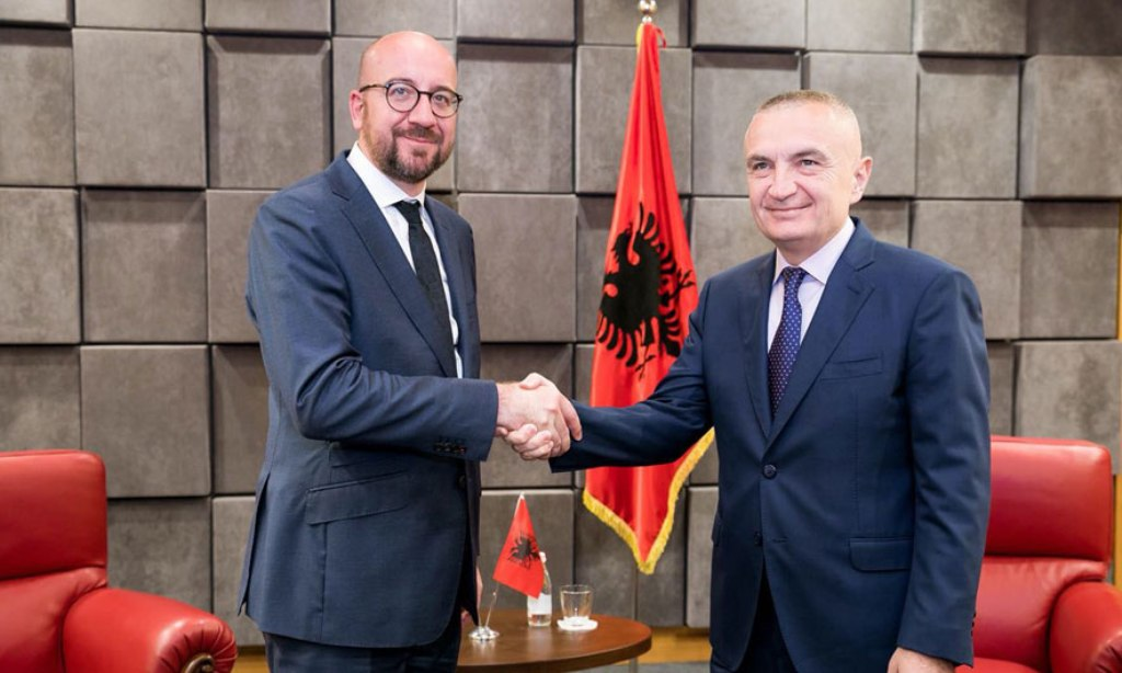 Integration, Albanian president receives the Belgian PM: Further progress on key priorities