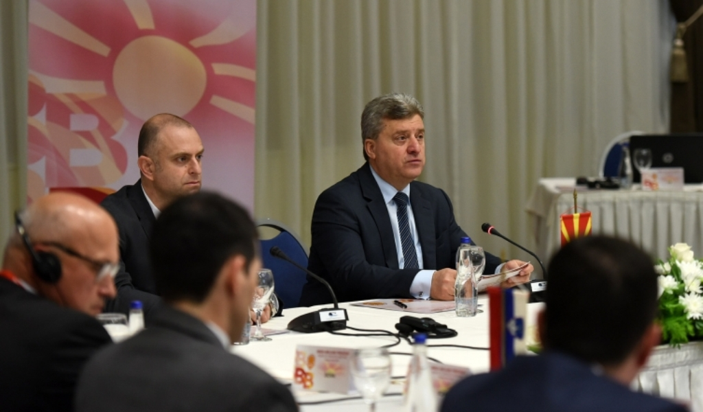 Ivanov's stance on the EU enlargement perspective