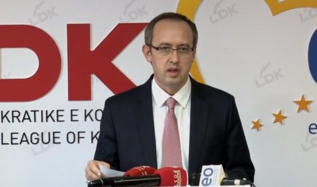 LDK requests a parliamentary debate on the promises made by the governing coalition