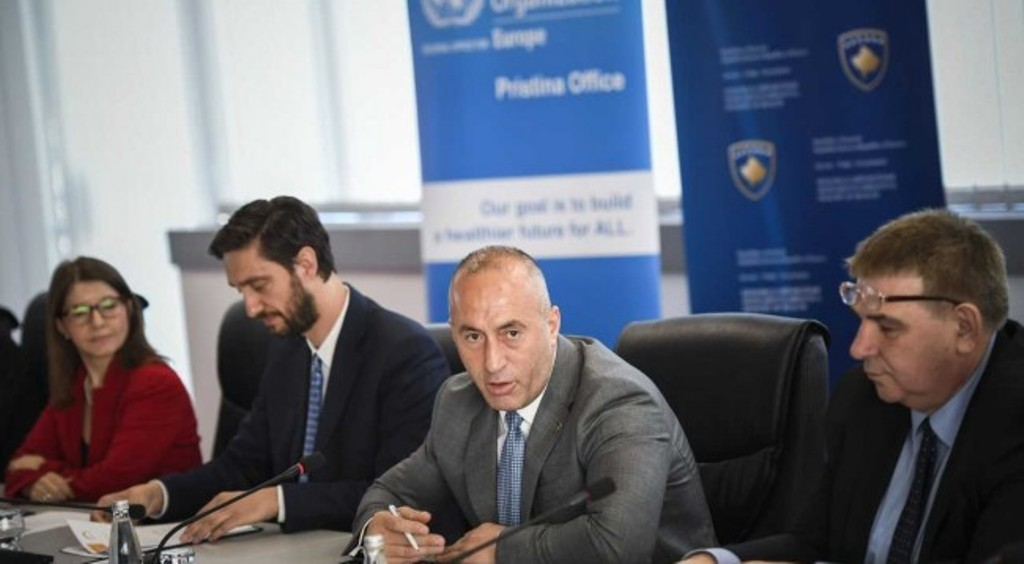 Haradinaj: We're doing everything to improve the healthcare system