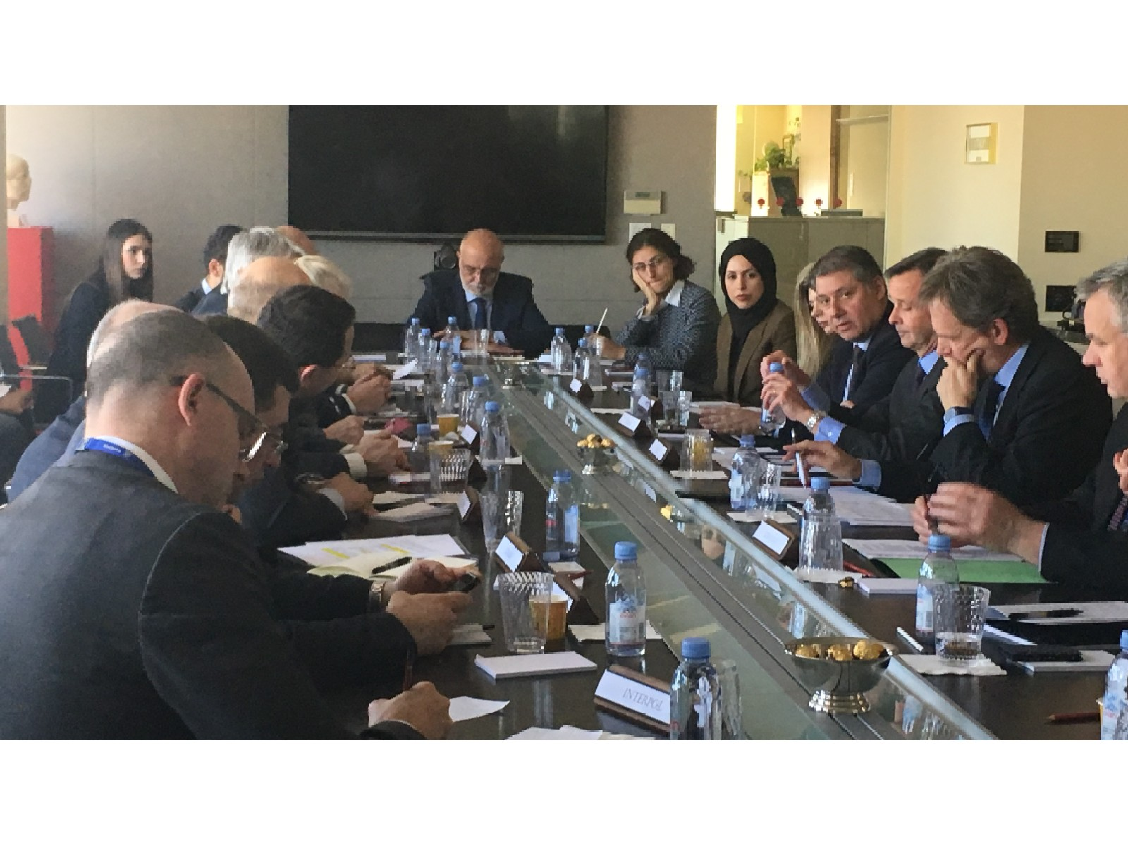 Cyprus and Italy forwarders in the creation of the Group of Friends for the Protection of Cultural Heritage