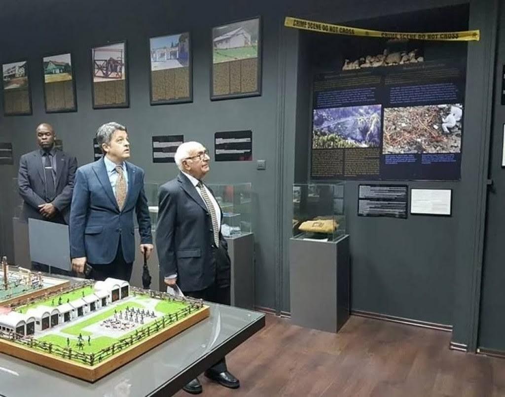 MICT president Meron visited BiH