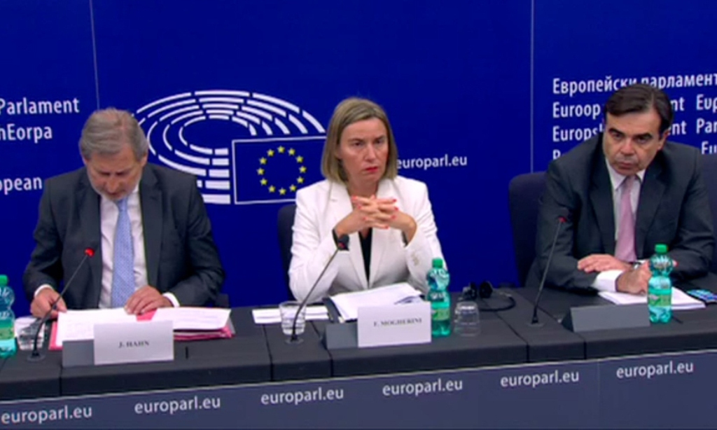 The European Commission recommends the opening of accession negotiations for FYROM