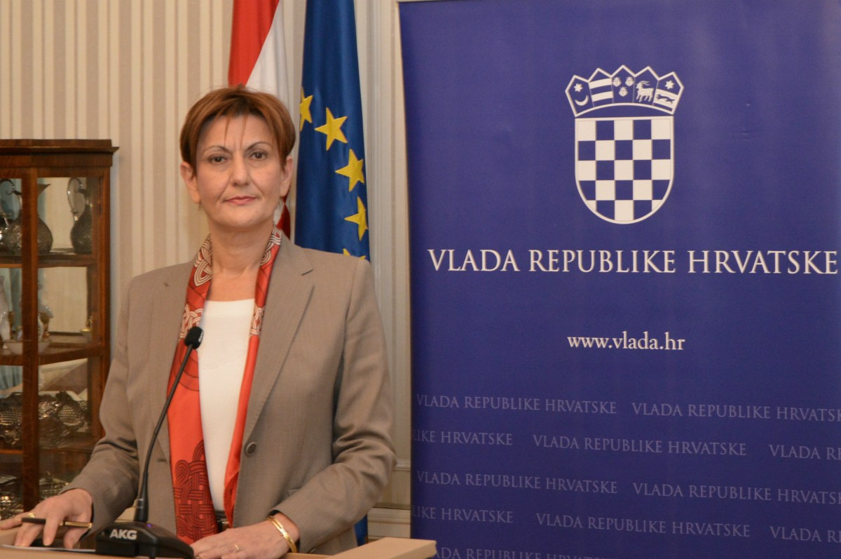 Croatia's Deputy PM meets with ministers of neighbouring states in Bled, Slovenia