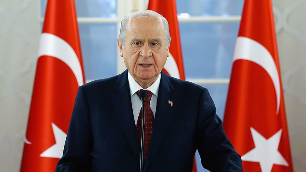 Turkey's Bahceli wants early elections