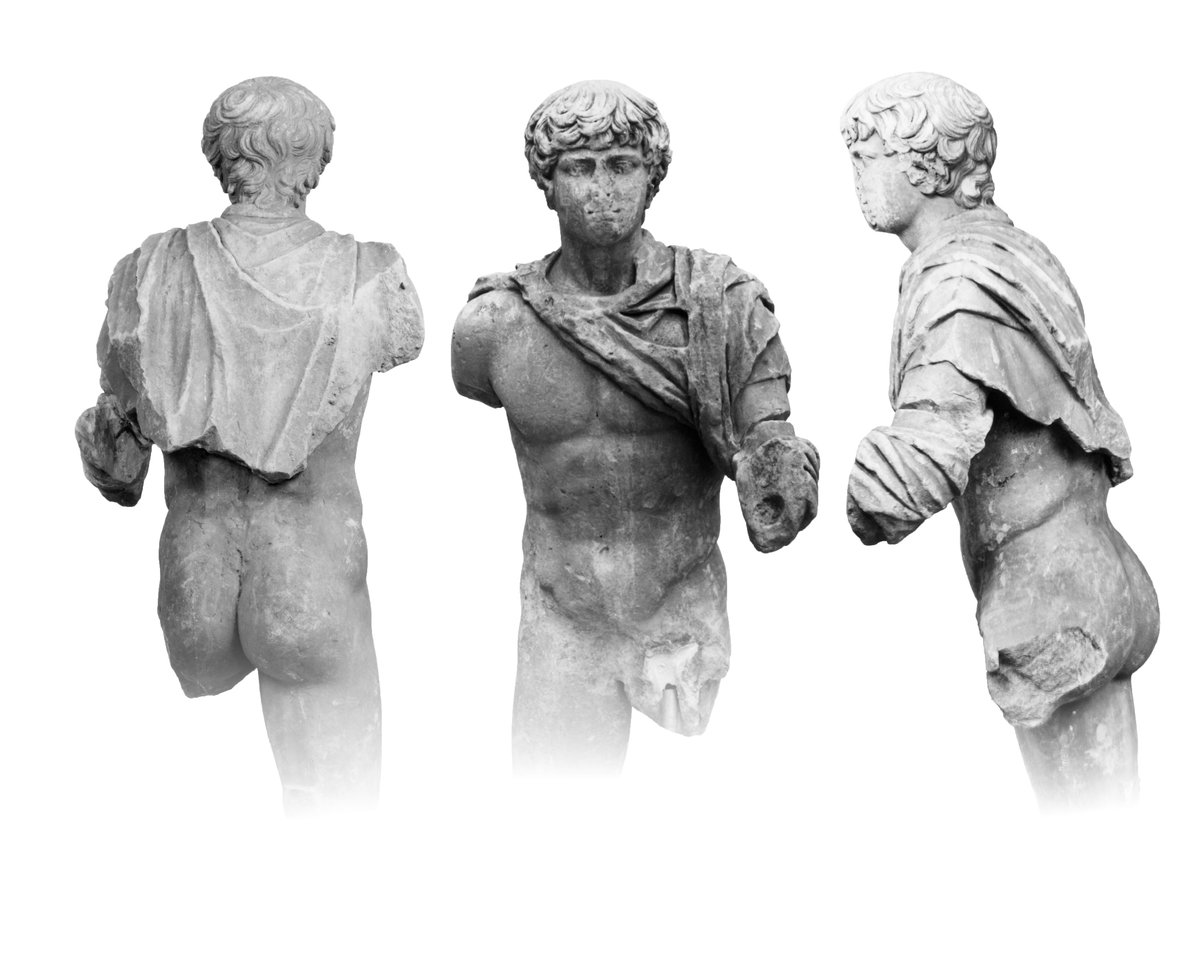 TheYouth of Mantineia at the GreekNational Museum
