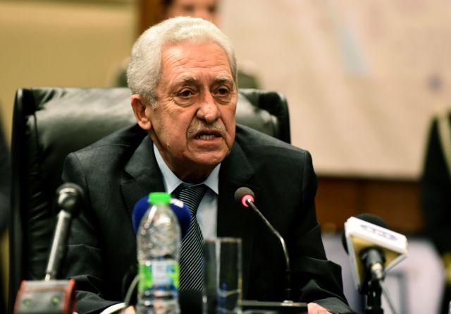 """Alternate Defense Minister: Greece, Turkey in """"undeclared war"""""""