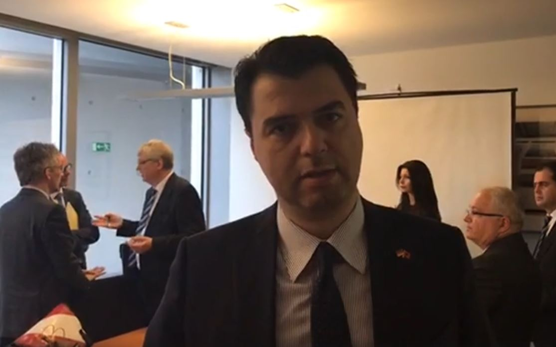 Albanian opposition leader from Berlin: We demanded support for the opening of negotiations