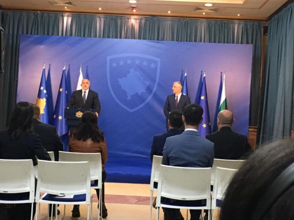 Borissov: Kosovo is invited to participate in the EU summit in Sofia