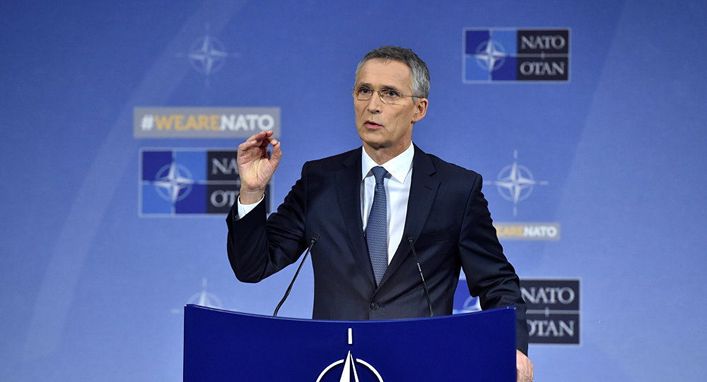 NATO's top official in Ankara for official talks