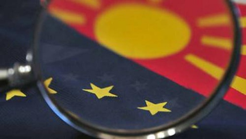 Skopje is expecting a positive recommendation by the EU