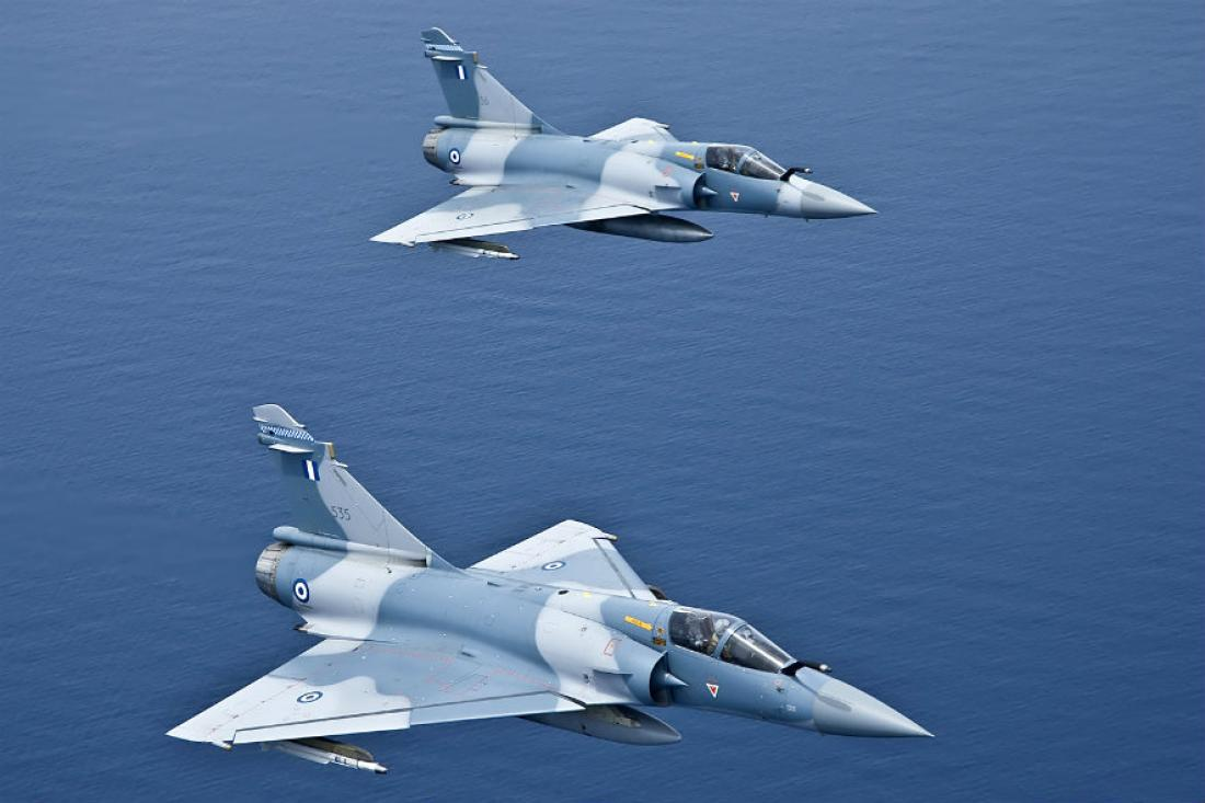 The fighter crash and the possibility that the Aegean tension will be eased