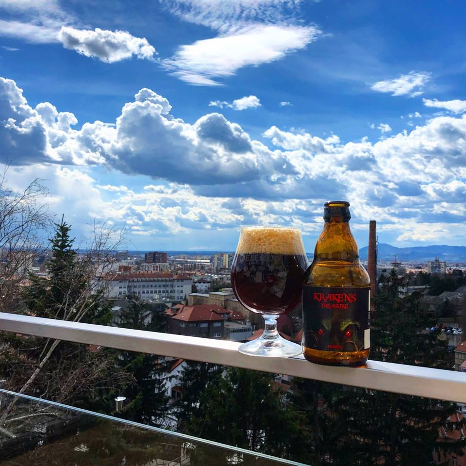 Croatia invites us to taste sea-submerged… beer!