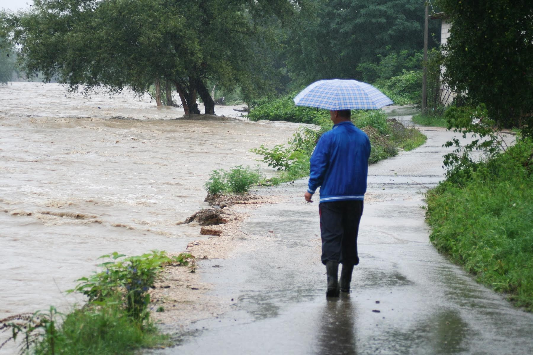 Flood recovery in BiH, a non-ending story