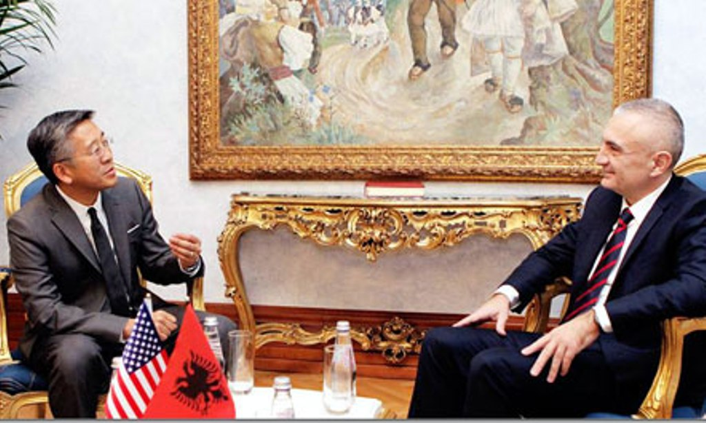 Meta-Lu: Relations between the USA and Albania are excellent